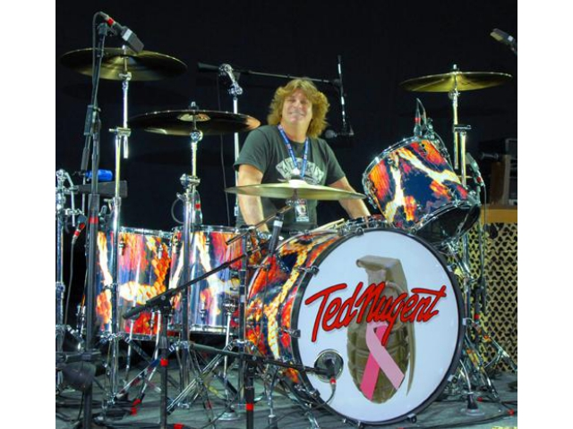 Wild Mick Brown of Ted Nugent