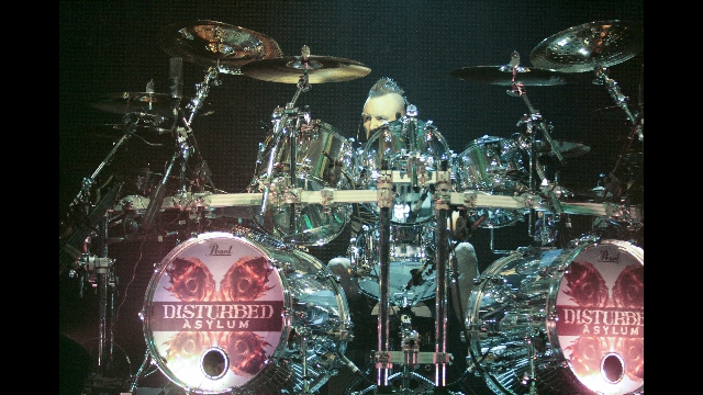 Mike Wengren - Disturbed