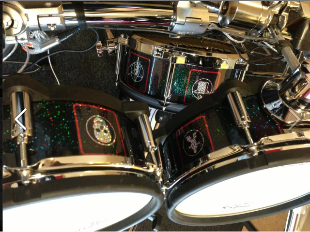 Roberto Alaniz's Neil Peart Anthology