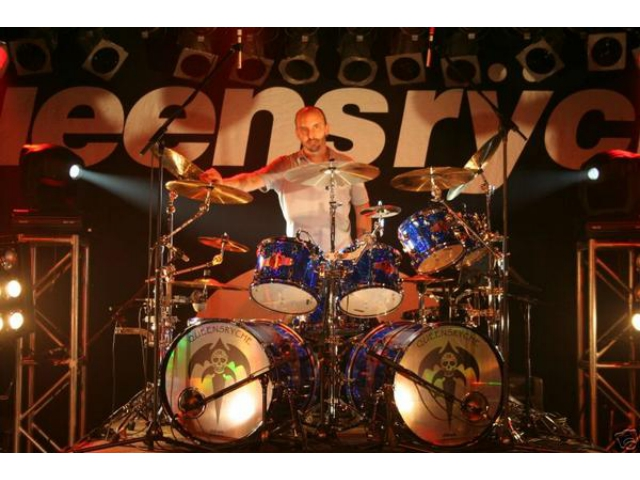 Scott Rockenfield of Queensryche