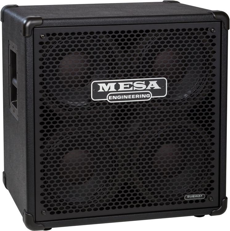 Fits Mesa Boogie 4x10 Bass Cabs