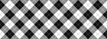 Black & Grey Argyle